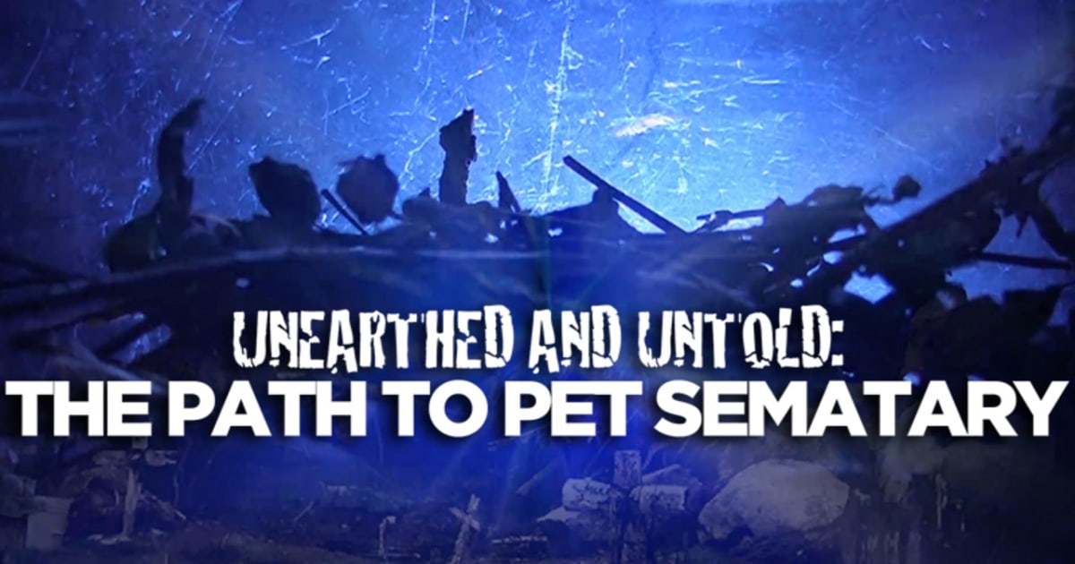 unearthed and untold the path to pet sematary download