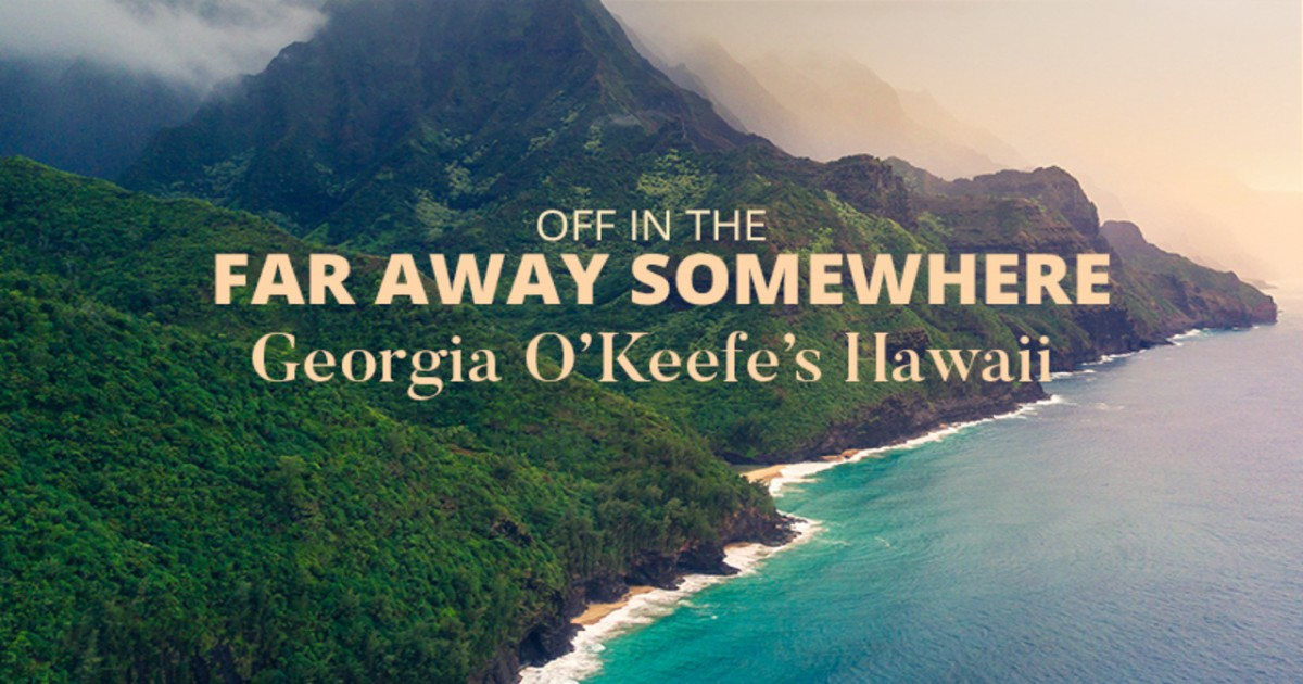 "Image result for ""off in the far away somewhere"" o'keeffe"