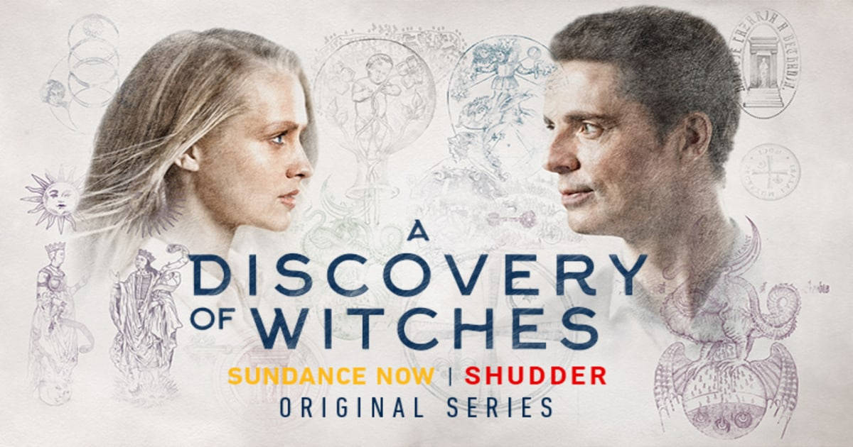 A Discovery of Witches | All Episodes Available To Stream Ad