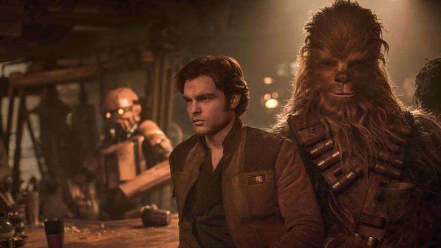 Solo: A Star Wars Story – Han Solo