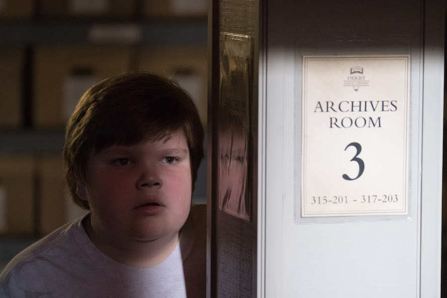 Ben Hanscom (Jeremy Ray Taylor) in IT