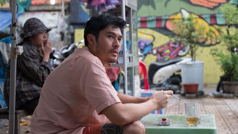 Henry Golding in Monsoon