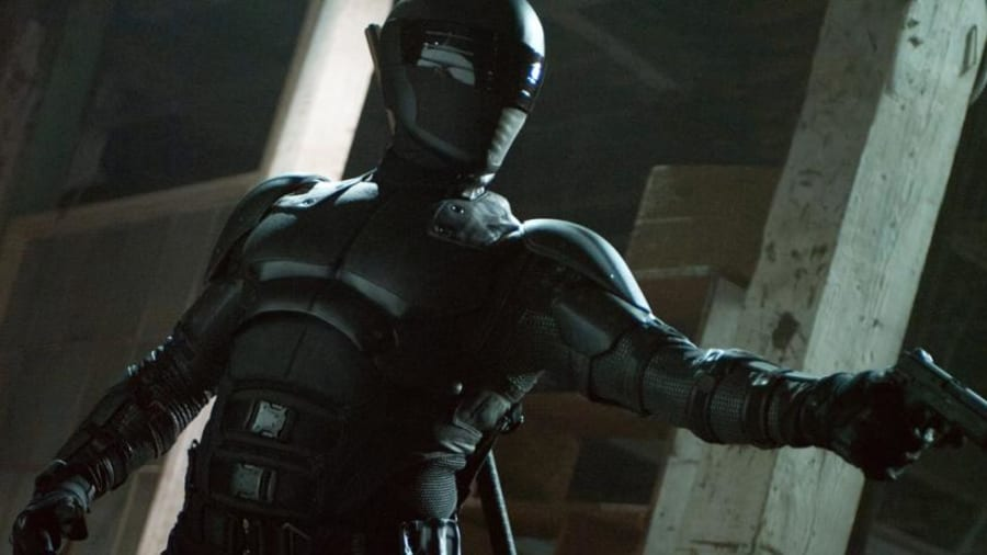 Snake Eyes In GI Joe Retaliation