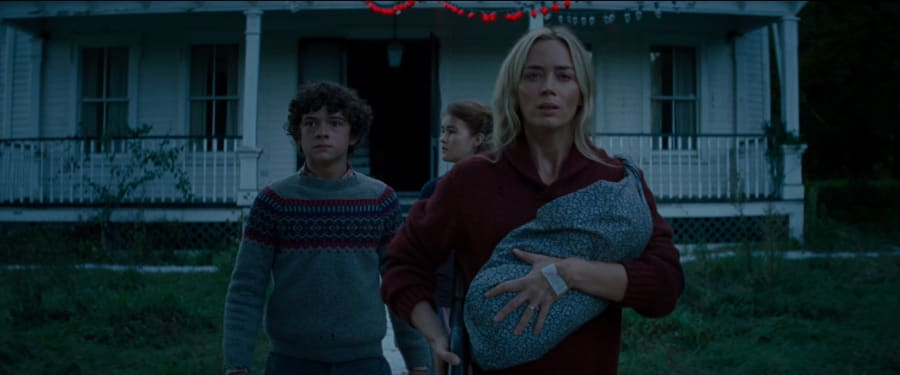 A Quiet Place: Part II Returning Stars