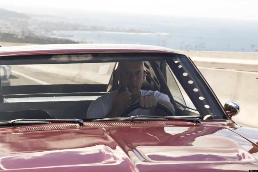 Vin Diesel in Furious 6