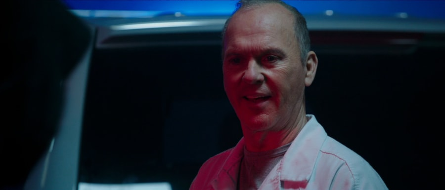 Michael Keaton Morbius