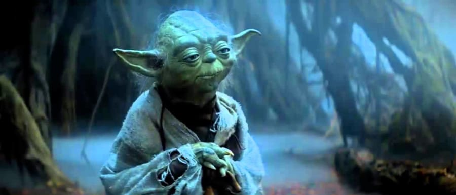 Star Wars: The Empire Strikes Back – Yoda