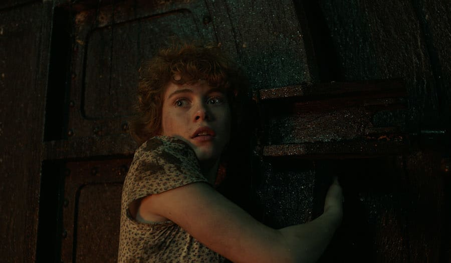 Beverly Marsh (Sophia Lillis) in IT