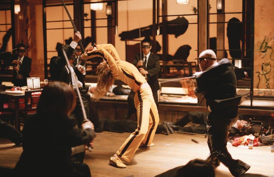 Kill Bill – The Crazy 88 Fight
