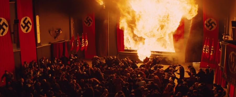 Inglourious Basterds – The Execution Of Operation Kino