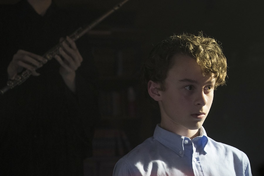 Stanley Uris (Wyatt Oleff) in IT