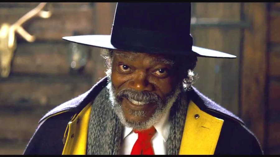 The Hateful Eight – Major Marquis Warren Tells A Story