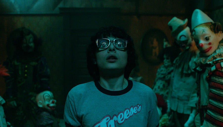 Richie Tozier (Finn Wolfhard) in IT