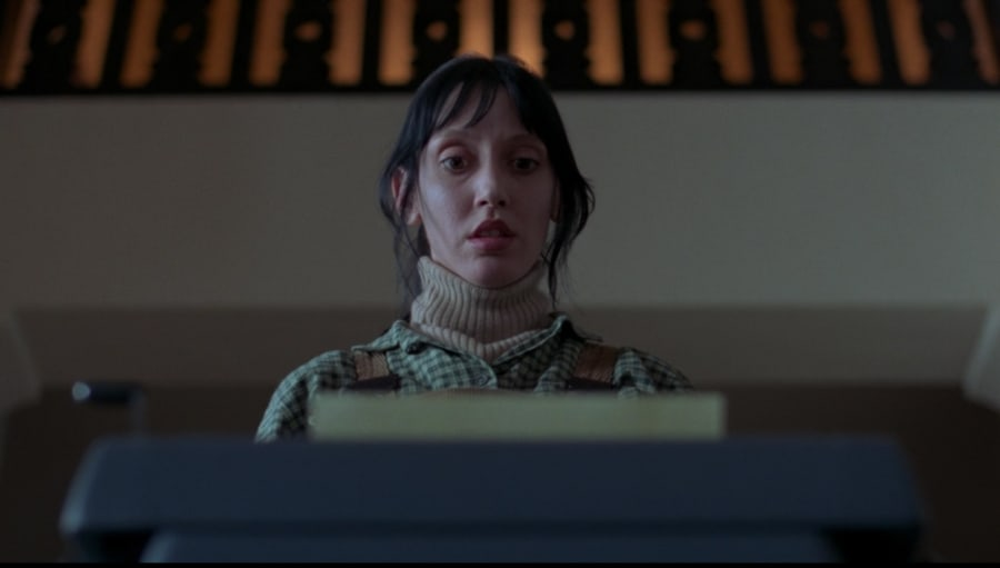 Wendy Torrance in The Shining