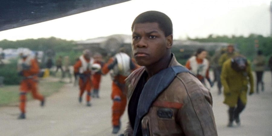 Star Wars: The Force Awakens – Finn