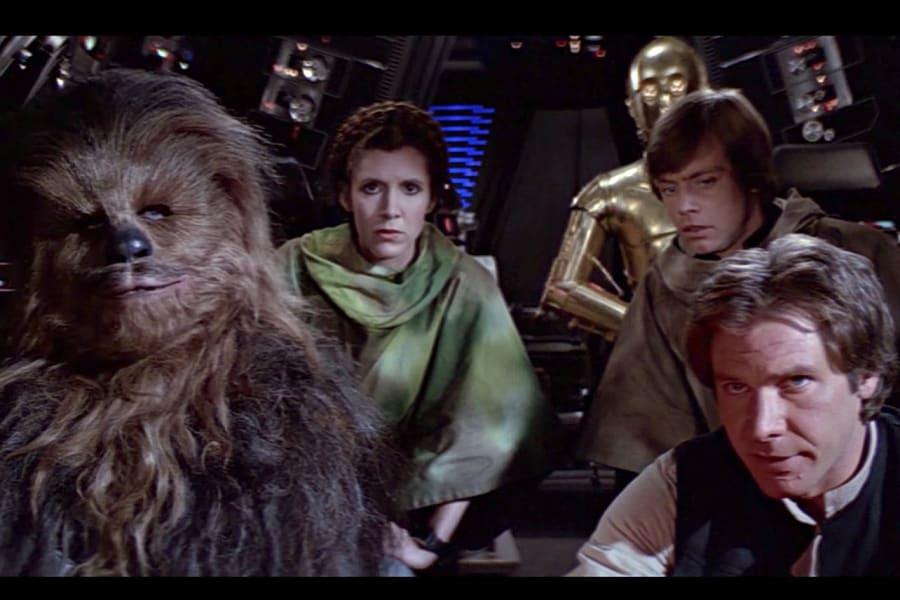 Star Wars: Episode VI — Return Of The Jedi