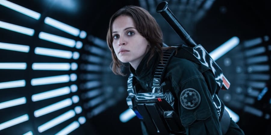 Rogue One: A Star Wars Story – Jyn Erso