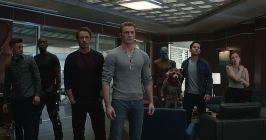 Avengers Endgame Avengers lineup