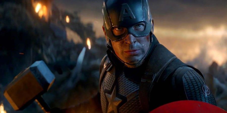 Chris Evans – Avengers: Endgame