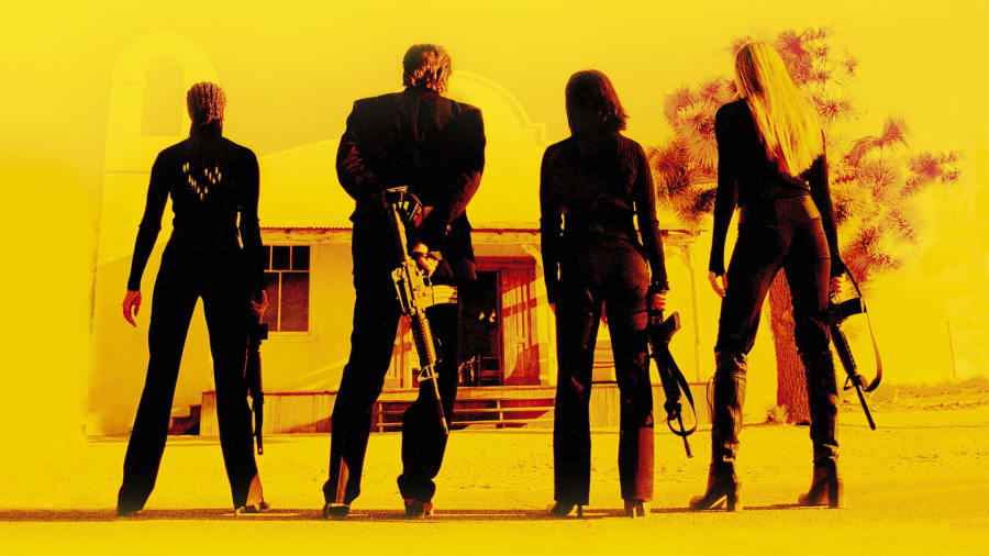 Deadly Viper Assassination Squad in Kill Bill Vol. 2