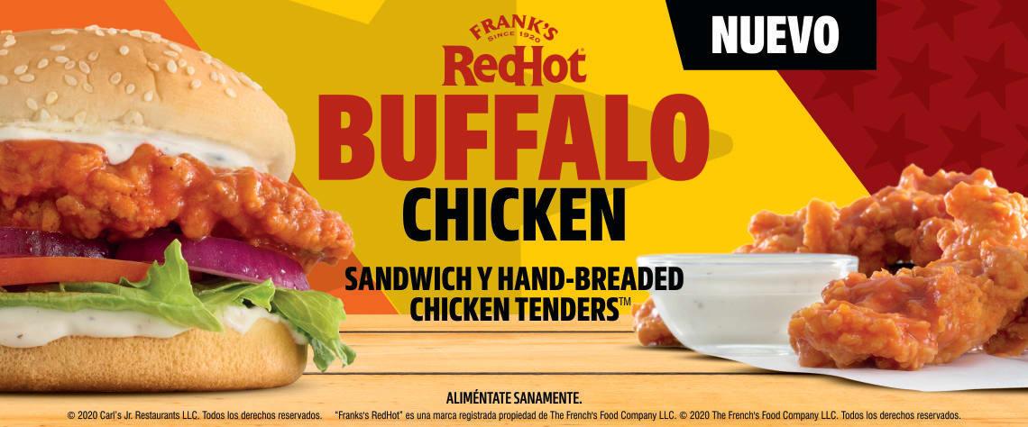 Buffalo Chicken 2020