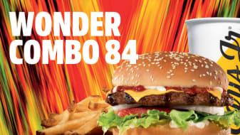 Wonder Combo $84.