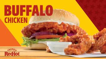 Buffalo Chicken Sandwich.