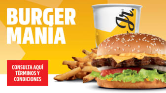 Burgermania 2021.