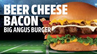 Beer Cheese Bacon Big Angus Burger