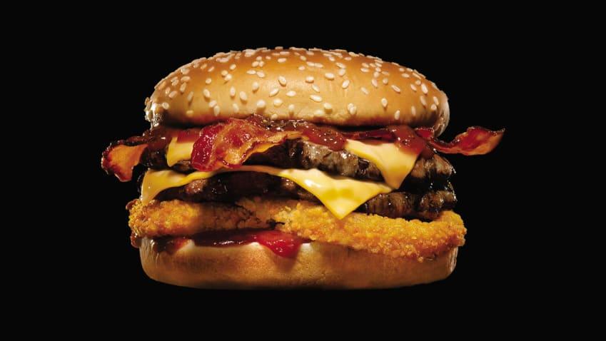 Double Western Bacon Cheeseburger®