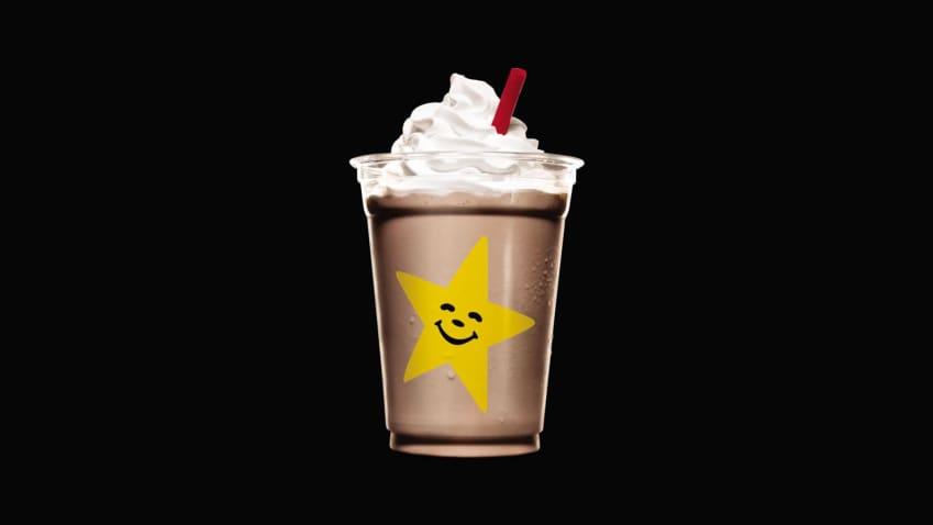 Chocolate Hand-Scooped® Ice Cream Shake