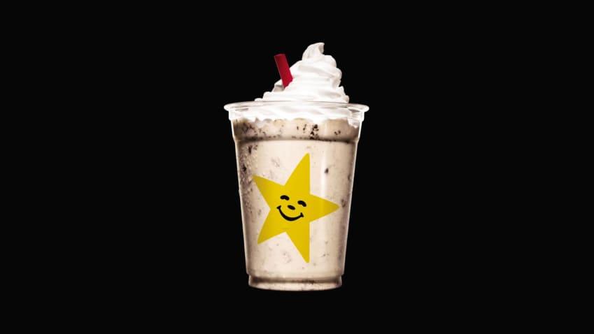 OREO® Cookie Hand-Scooped® Ice Cream Shake