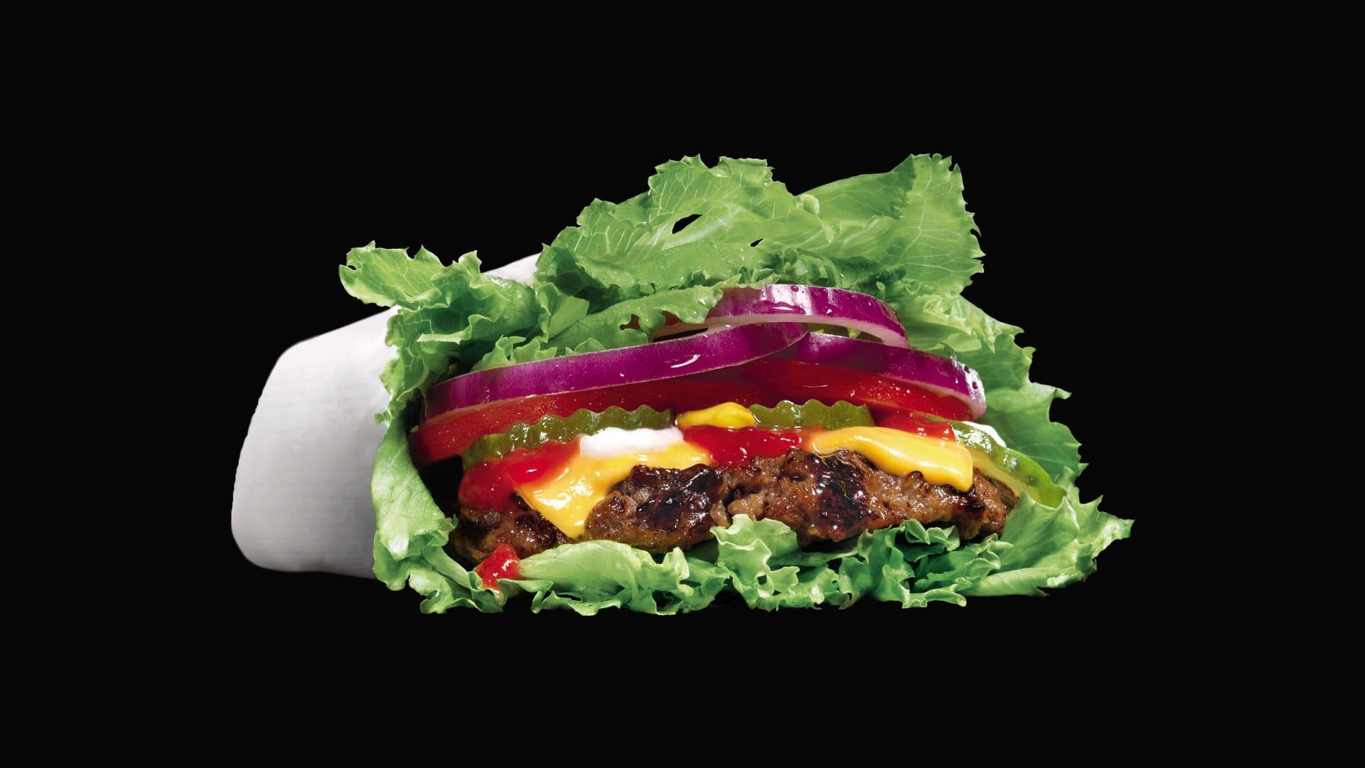 Low Carb Big Angus Burger®