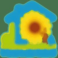 label, fleurs de soleil, chambre d'hôtes, la halte du pèlerin