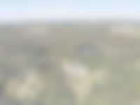 vue aérienne du domaine du château de Launay Guen Plémet