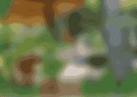 grande terrasse La ferme de Samson
