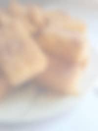Sweet fried polenta, by Fabrice RAMOS partner Casa Claudina