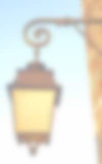 lampe - Le manoir de herouville