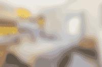 Chambre colorée- Le domaine de la recluse