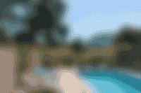 Piscine privé- Le domaine de la recluse