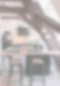 cuisine loft noire colombage gite cigognes ribeauvillé alsace