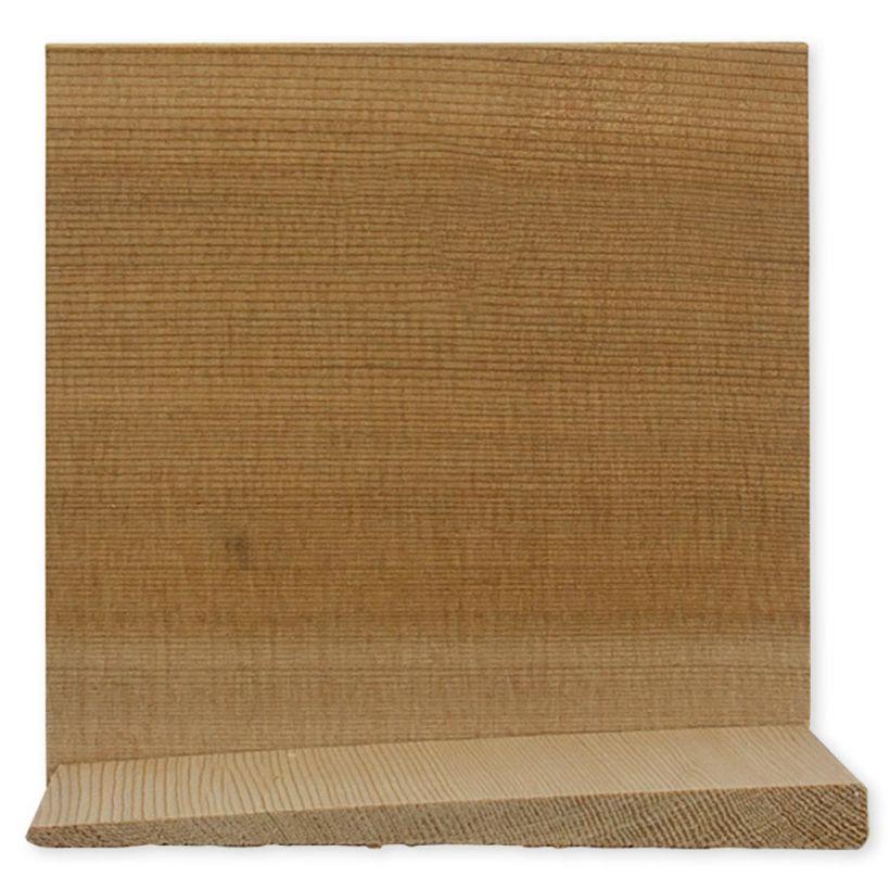 1/2 x 4 Aye & Better Cedar Bevel Siding  (12pc/bdl)