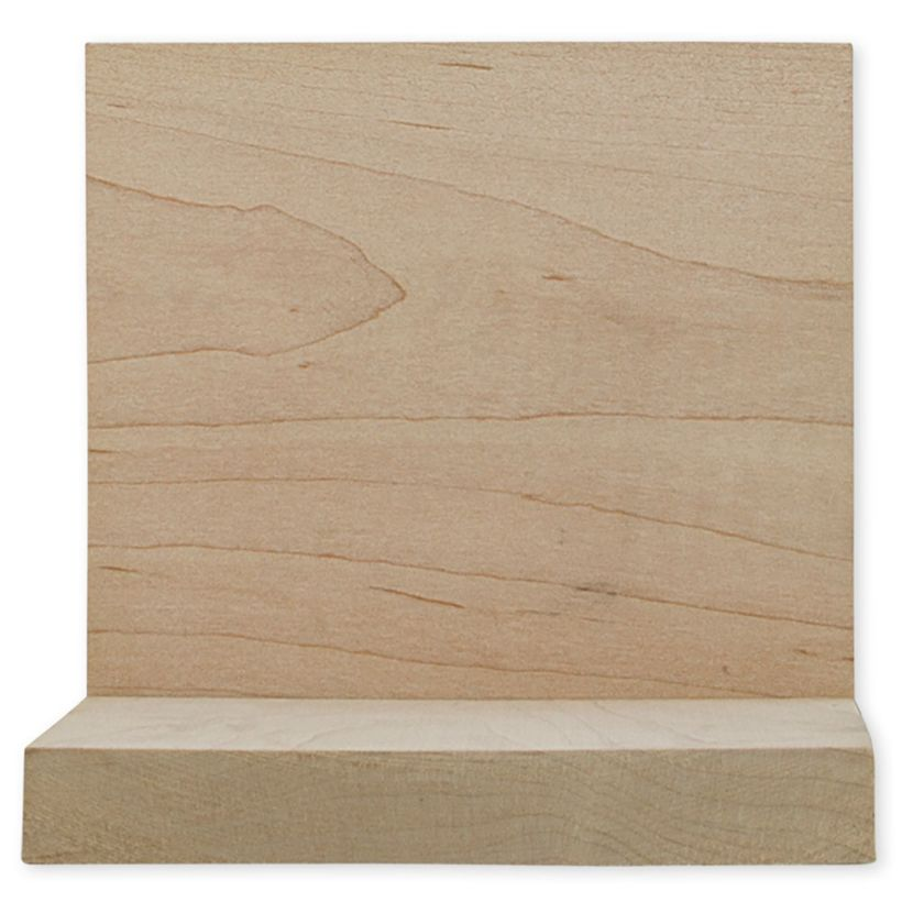 1 x 12 Sanded Maple Boards - S4S, Clear Face - Random Lengths