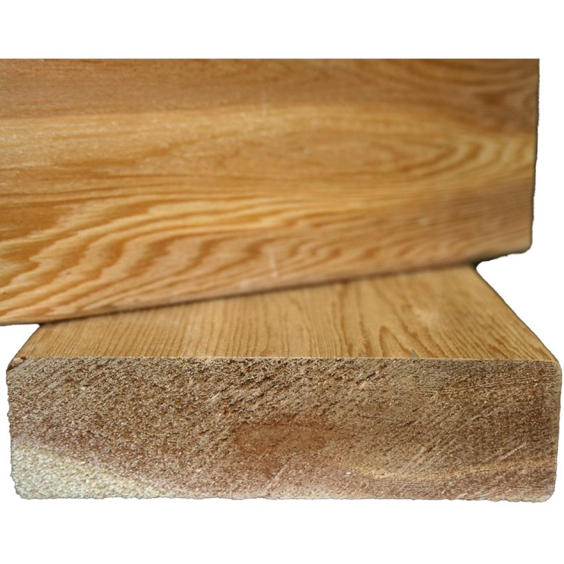 2 x 6 Western Red Cedar S4S Appearance Grade Boards