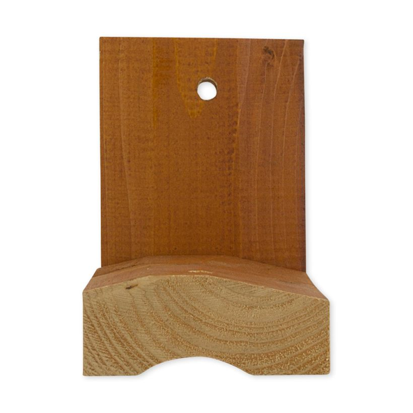 3x6 Spruce, Pine & Fir RusticHewn Trim Boards (Random Lengths)