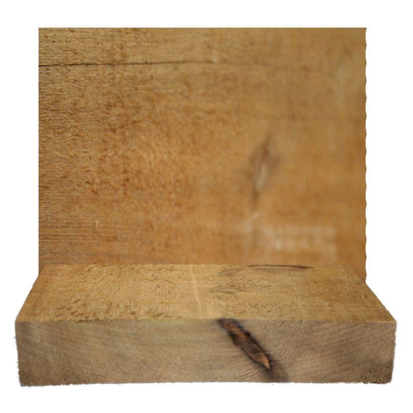 5/4 x 12 Western Red Cedar Arch Knotty Trim Boards