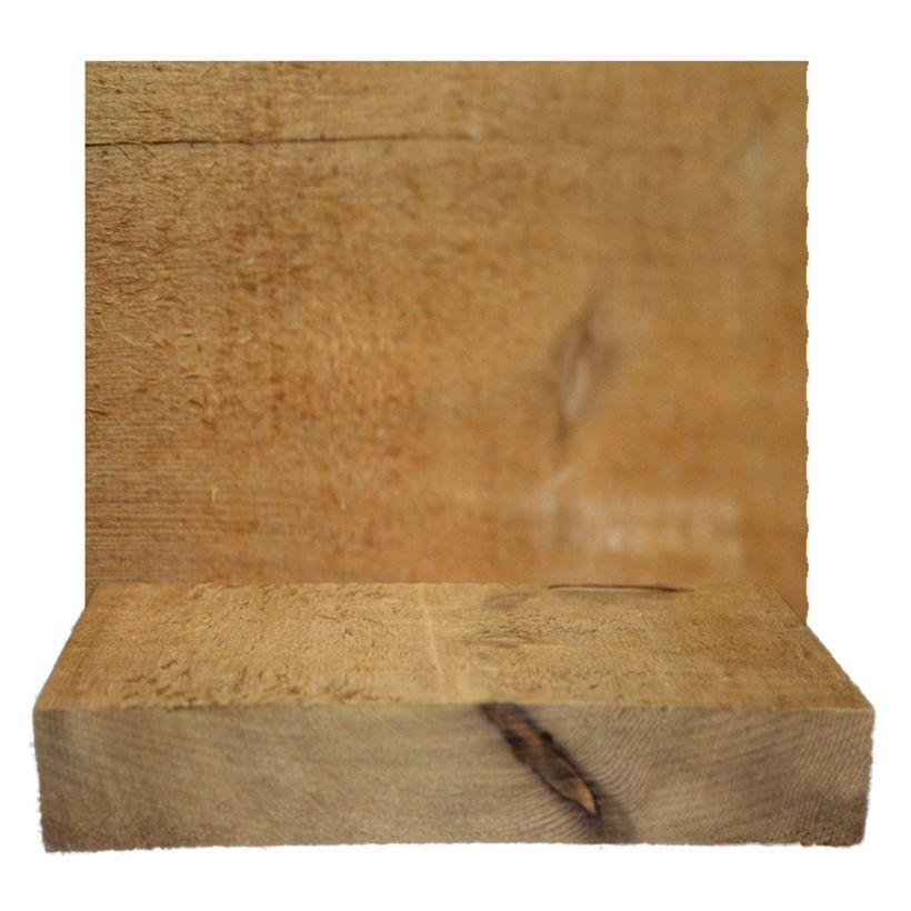 5/4 x 6 Western Red Cedar Arch Knotty Trim Boards