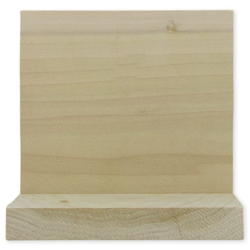 5/4 x 6 Sanded Poplar Boards - S4S, Clear Face - Random Lengths