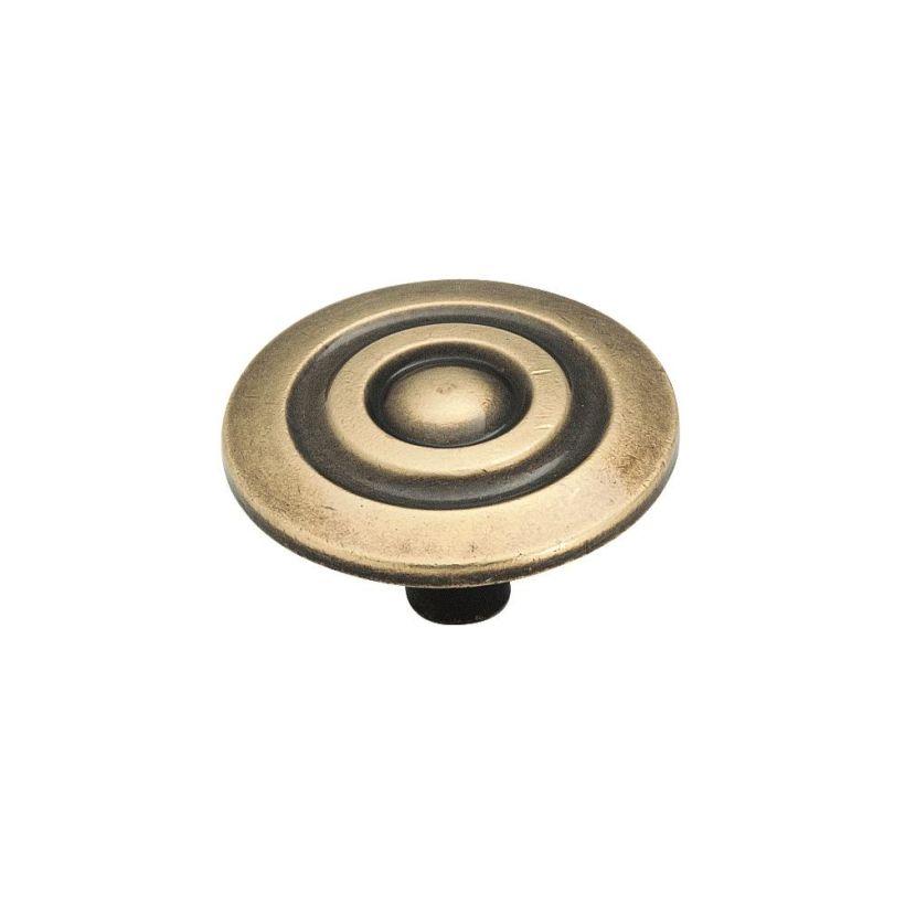 "Allison™ Value 1-1/2"" (38mm) Diameter Ringed Knob"