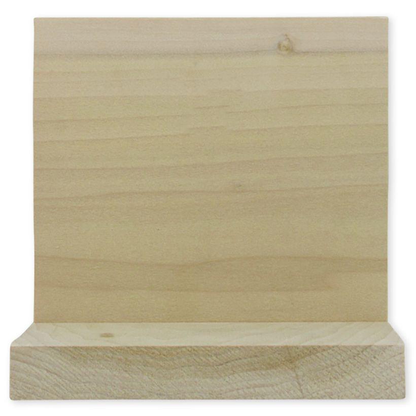 1 x 6 Sanded Poplar Boards - S4S, Clear Face - Random Lengths